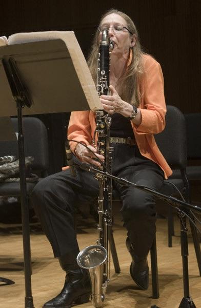 Rare Air Jean Kopperud Bass Clarinet
