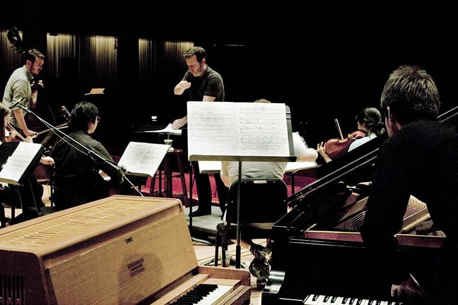 Requiescat  Ji B 2014  Ensemble Signal Brad Lubman Conductor  2