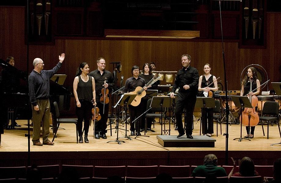 Requiescat  Ji B 2014  Ensemble Signal Brad Lubman Conductor  3