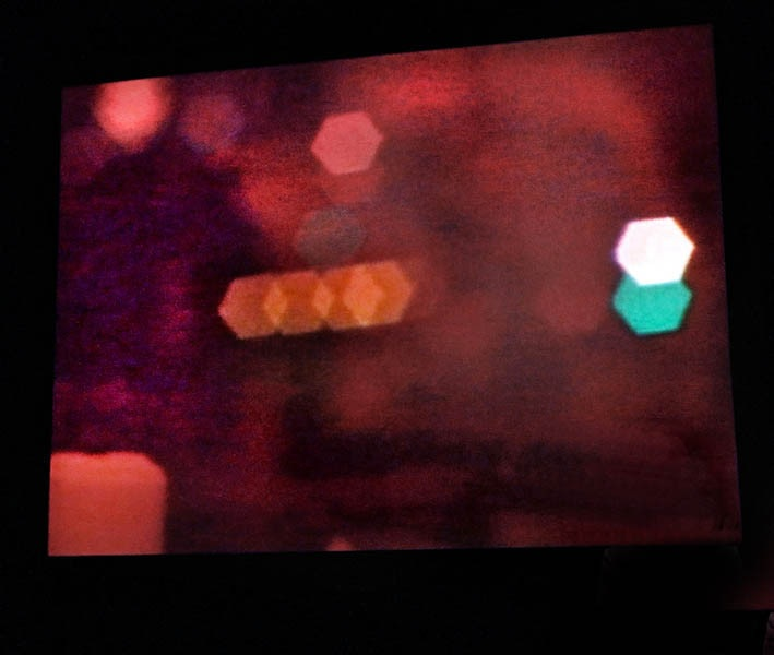 Still Image From Elliot Caplans Video For David Felders Work Shamayim At June In Buffalo 2011  1