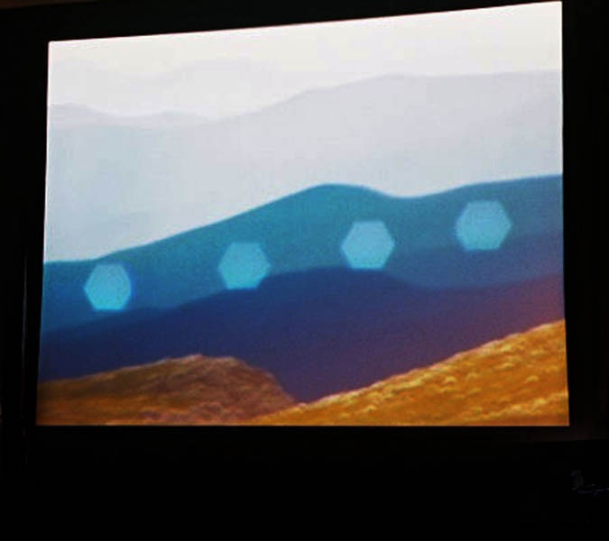 Still Image From Elliot Caplans Video For David Felders Work Shamayim At June In Buffalo 2011  2